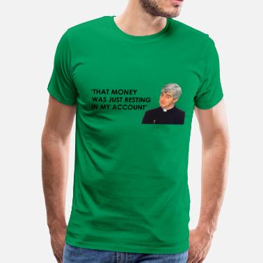 Father Ted Father Ted - Money - Men's Premium T-Shirt