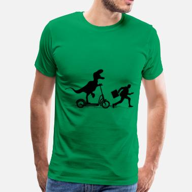 Run Forest Run Run Bob Run - Men's Premium T-Shirt