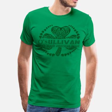 Surname irish family name surname osullivan - Men's Premium T-Shirt