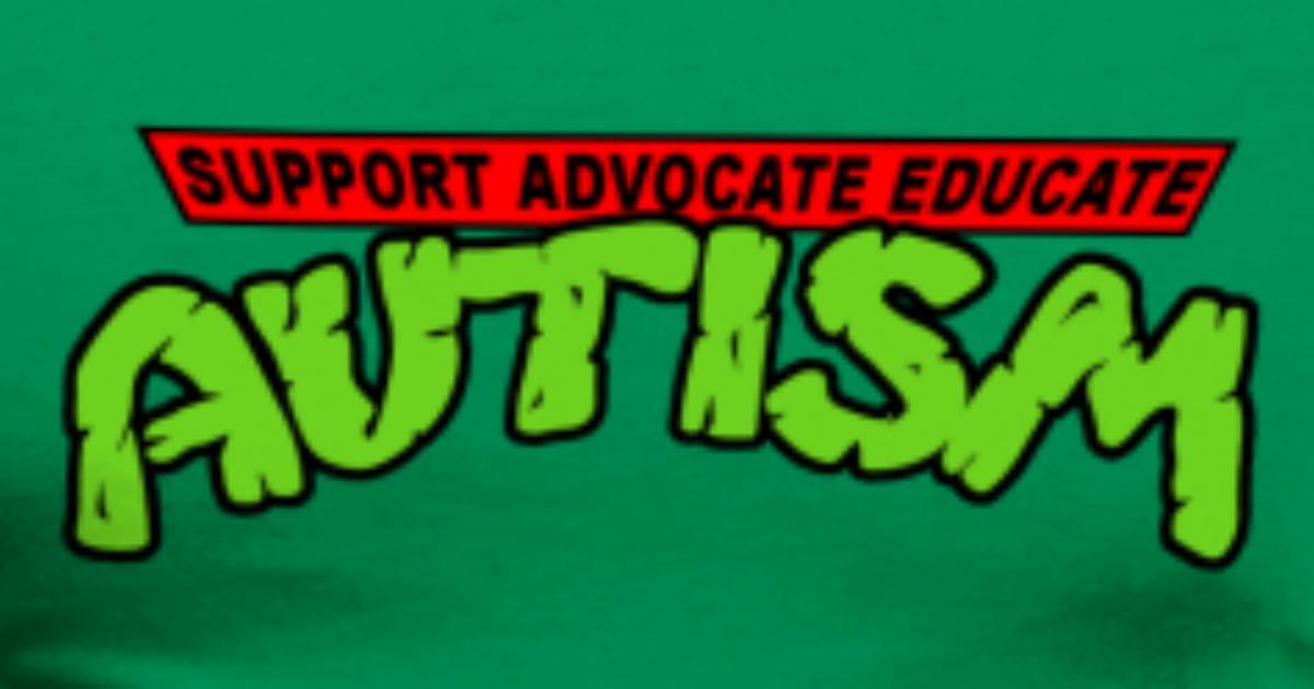 fcdea20310a2 Autism TMNT Men's Premium T-Shirt | Spreadshirt