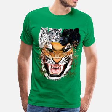 Big Cats Big Cats - Men's Premium T-Shirt