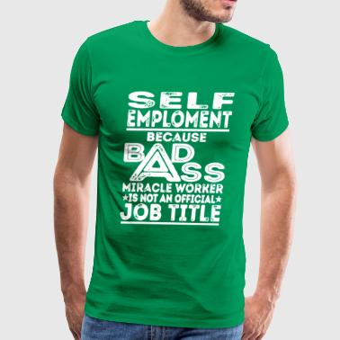 BADASS WORKER tshirt - Men's Premium T-Shirt
