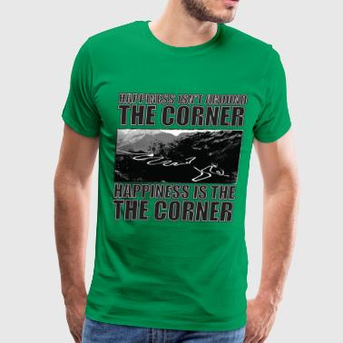 Happy Corner v2 - Men's Premium T-Shirt