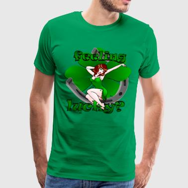 Lucky Charms Lucky Gifts St. Patrick's Shirts - Men's Premium T-Shirt