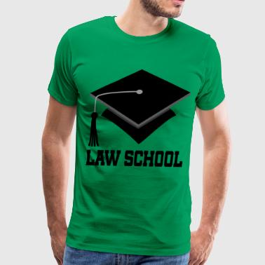 Law School Graduation - Men's Premium T-Shirt