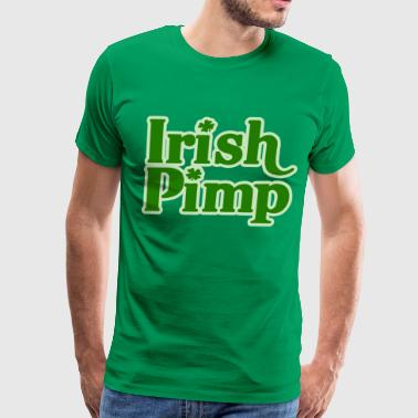 Irish Pimp - Men's Premium T-Shirt