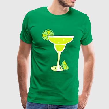 Margarita - Men's Premium T-Shirt