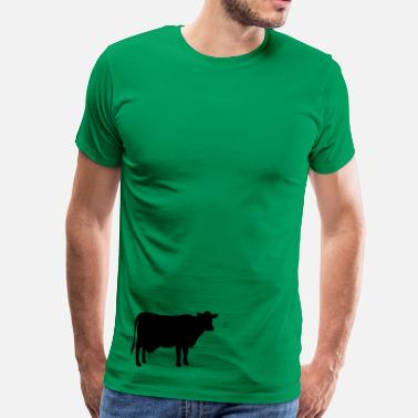 Bse cow - Men's Premium T-Shirt