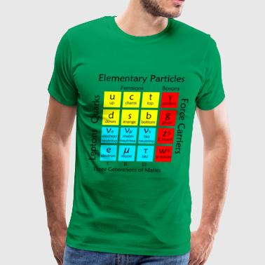 Elementary Particles - Men's Premium T-Shirt