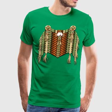 Native Breastplate 9 - Men's Premium T-Shirt