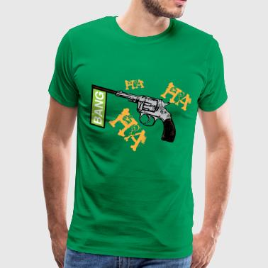 ha ha ha 2 - Men's Premium T-Shirt