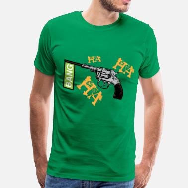 A-ha ha ha ha 2 - Men's Premium T-Shirt