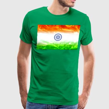 Flag India Flag of India - Men's Premium T-Shirt
