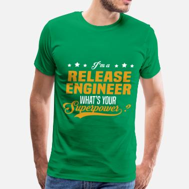 Release Release Engineer - Men's Premium T-Shirt