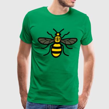 Manchester Bee - Men's Premium T-Shirt