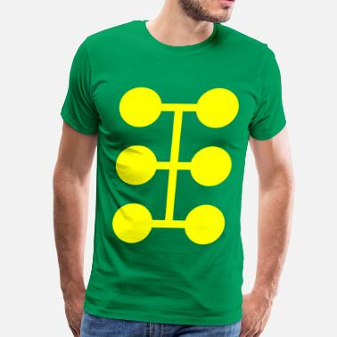 Jamie Madrox madrox sign - Men's Premium T-Shirt