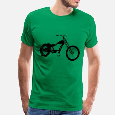 Custom Lowriders Lowrider bike - Men's Premium T-Shirt