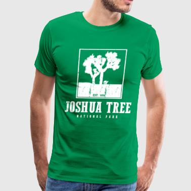 Joshua Tree National Park - Men's Premium T-Shirt