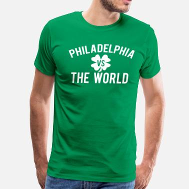 Spd Philly vs. The World SPD - Men's Premium T-Shirt