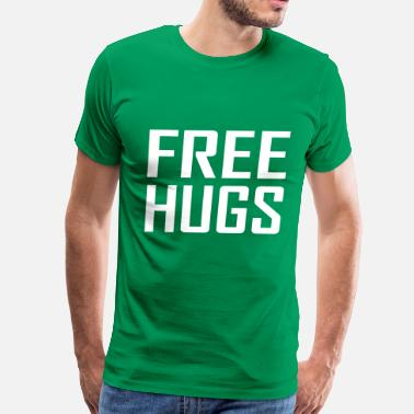 Free Ireland free hugs - Men's Premium T-Shirt
