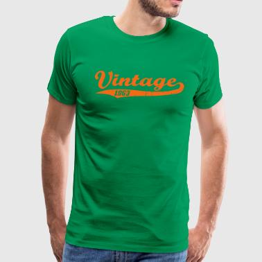 Mens 1963 Vintage 1963 - Men's Premium T-Shirt