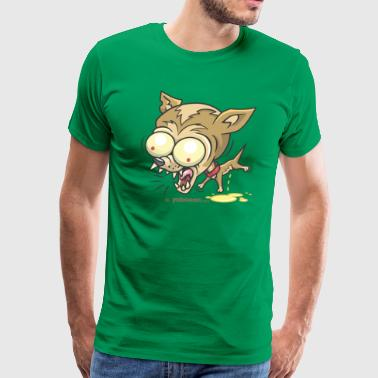 PissyPaws The Chihuahua - Men's Premium T-Shirt