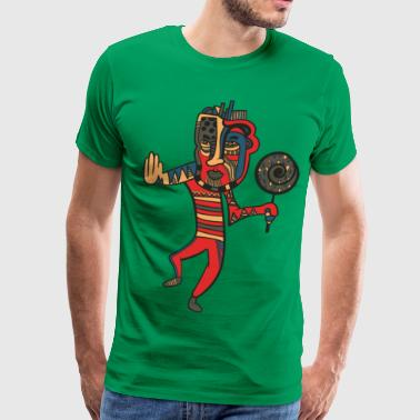 Candy Man - Art Edition - Men's Premium T-Shirt