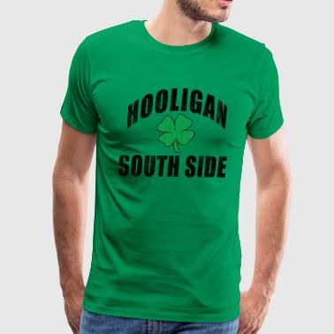 Irish Hooligan Chicago South Side - Men's Premium T-Shirt