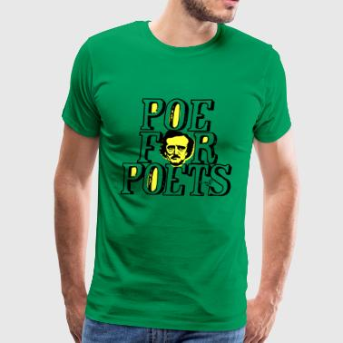 Poe for Poets - Men's Premium T-Shirt