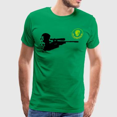 Sports Shooter shooter - Men's Premium T-Shirt