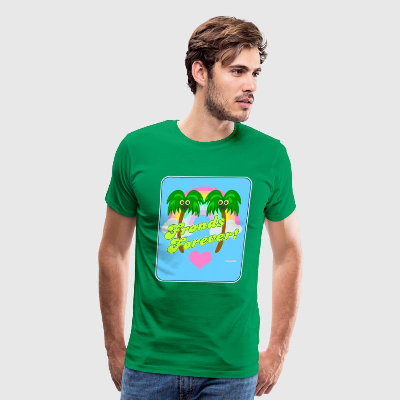 Fronds Forever - Men's Premium T-Shirt