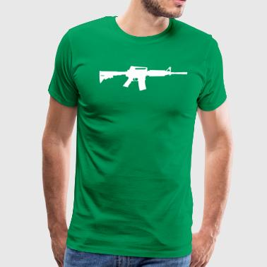 Ar-15 AR-15 rifle - Men's Premium T-Shirt