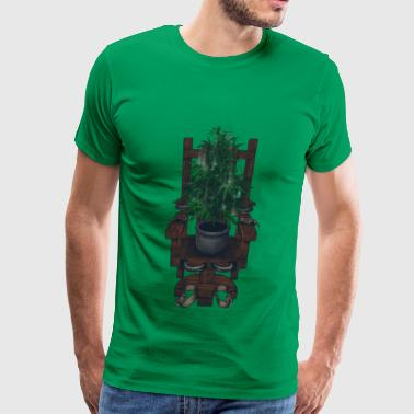 Electric Relaxation - Men's Premium T-Shirt