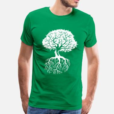 Rooted Roots - Men's Premium T-Shirt