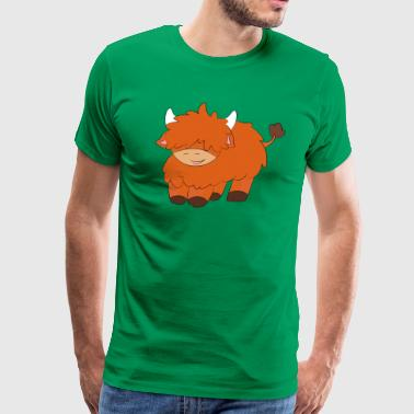 Ox - Men's Premium T-Shirt