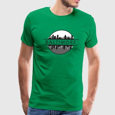 Baltimore Maryland - Men's Premium T-Shirt