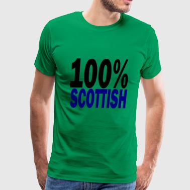 scottish - Men's Premium T-Shirt