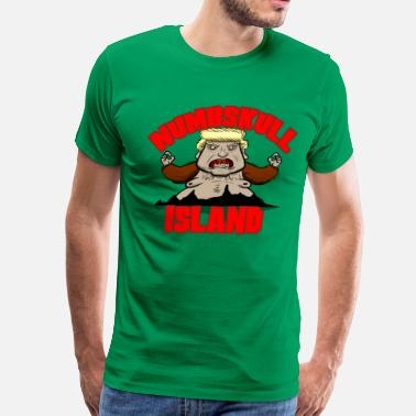 Numbskull Island - Men's Premium T-Shirt