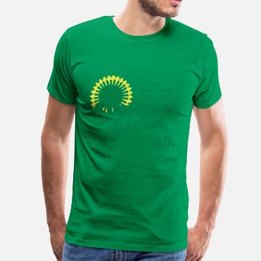 Scott Joplin Hayden's Sunflower Slow Drag - Men's Premium T-Shirt