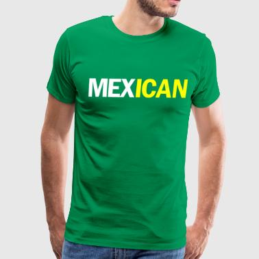 mexican - Men's Premium T-Shirt