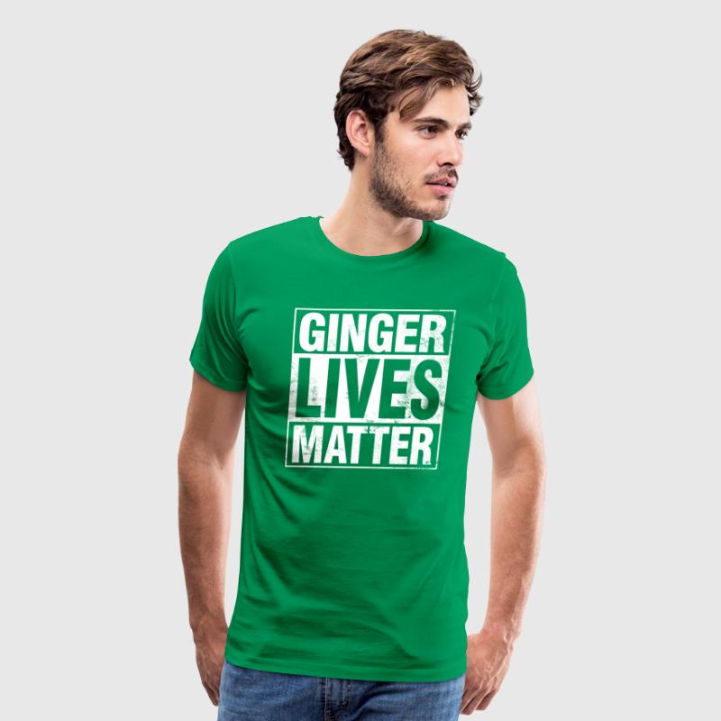 Ginger Lives Matter - Men's Premium T-Shirt
