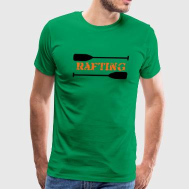 Rafting - Men's Premium T-Shirt