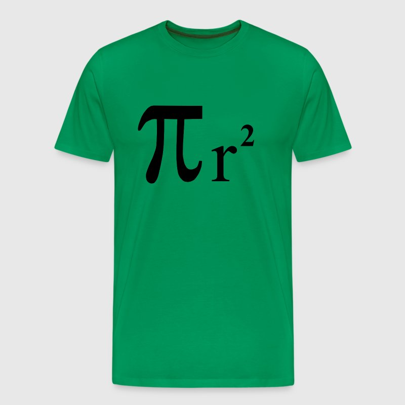 pie r squared - Men's Premium T-Shirt