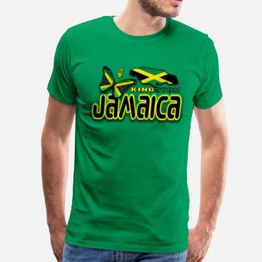 536a9fc8c1e kingston jamaica - Men s Premium T-Shirt
