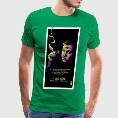 Bill Hicks - Men's Premium T-Shirt