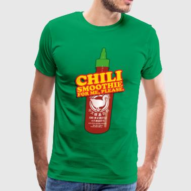 Chili Smoothie - Men's Premium T-Shirt