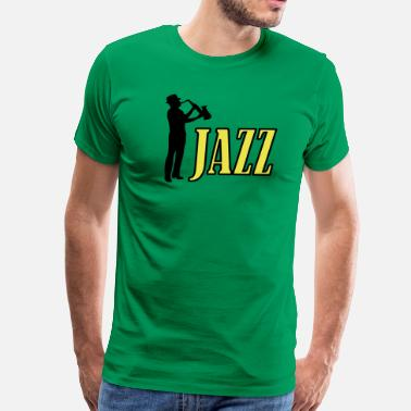 Dixieland jazz - Men's Premium T-Shirt