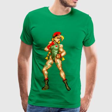 Cammy - Men's Premium T-Shirt