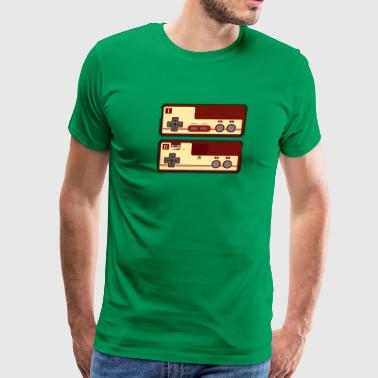 Joysticks - Men's Premium T-Shirt