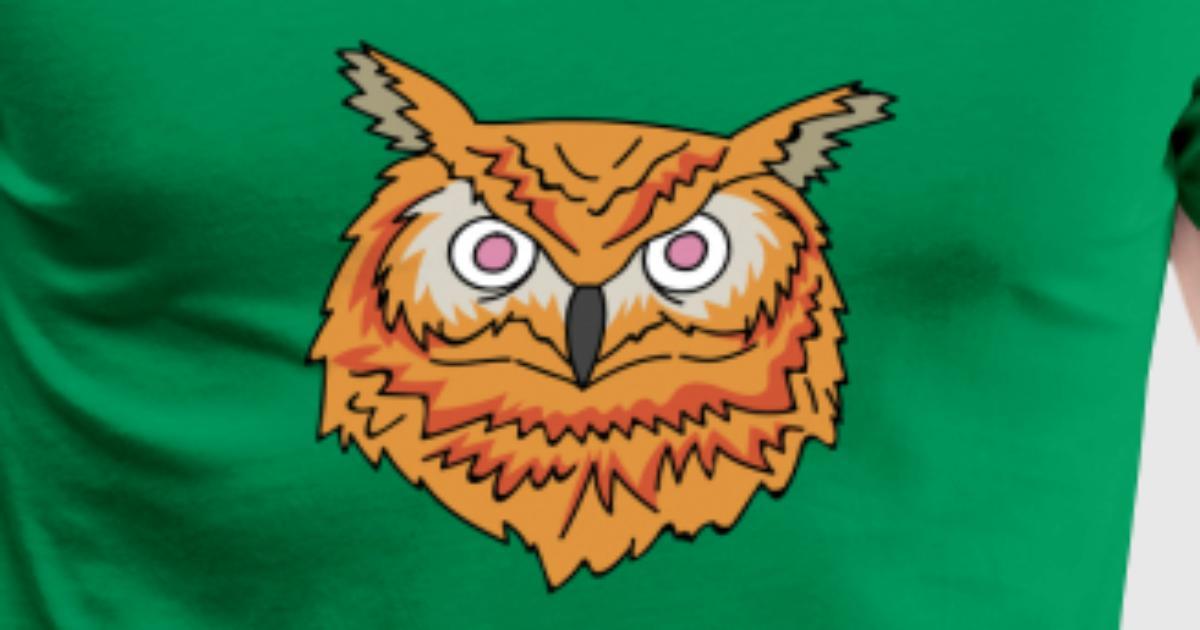 Animal Hipster Owl T Shirt Spreadshirt